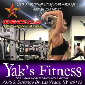 GYMs In Las Vegas