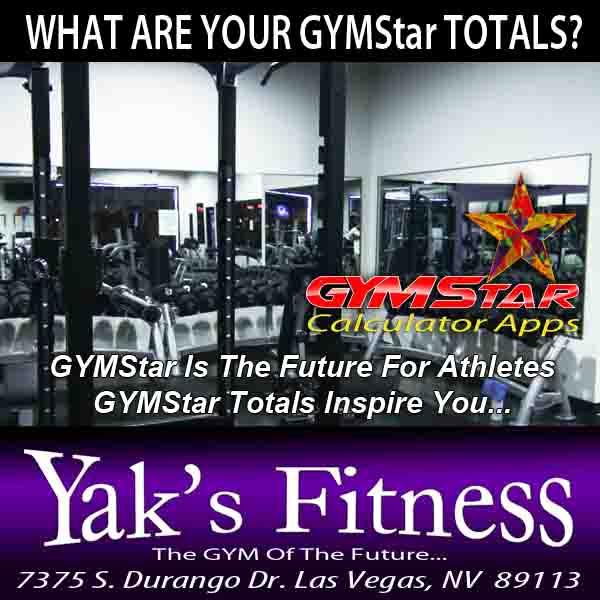 Athletic GYM In Las Vegas
